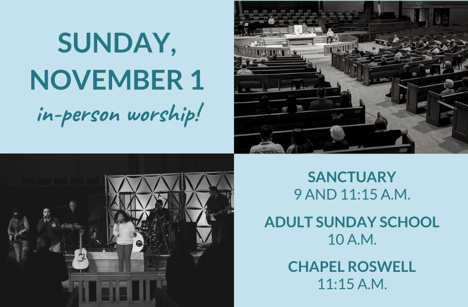 in-person worship! (1)