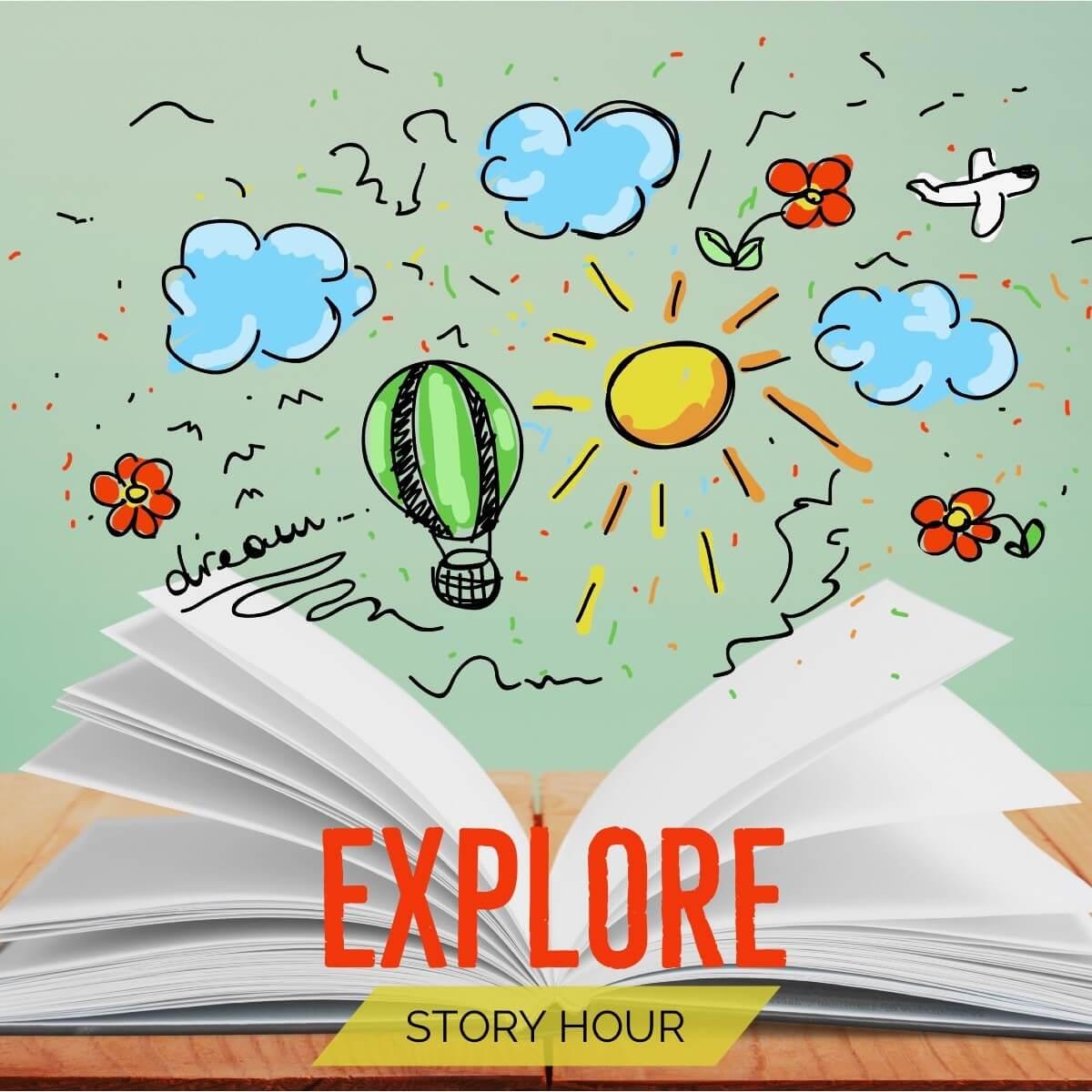 explore story hour