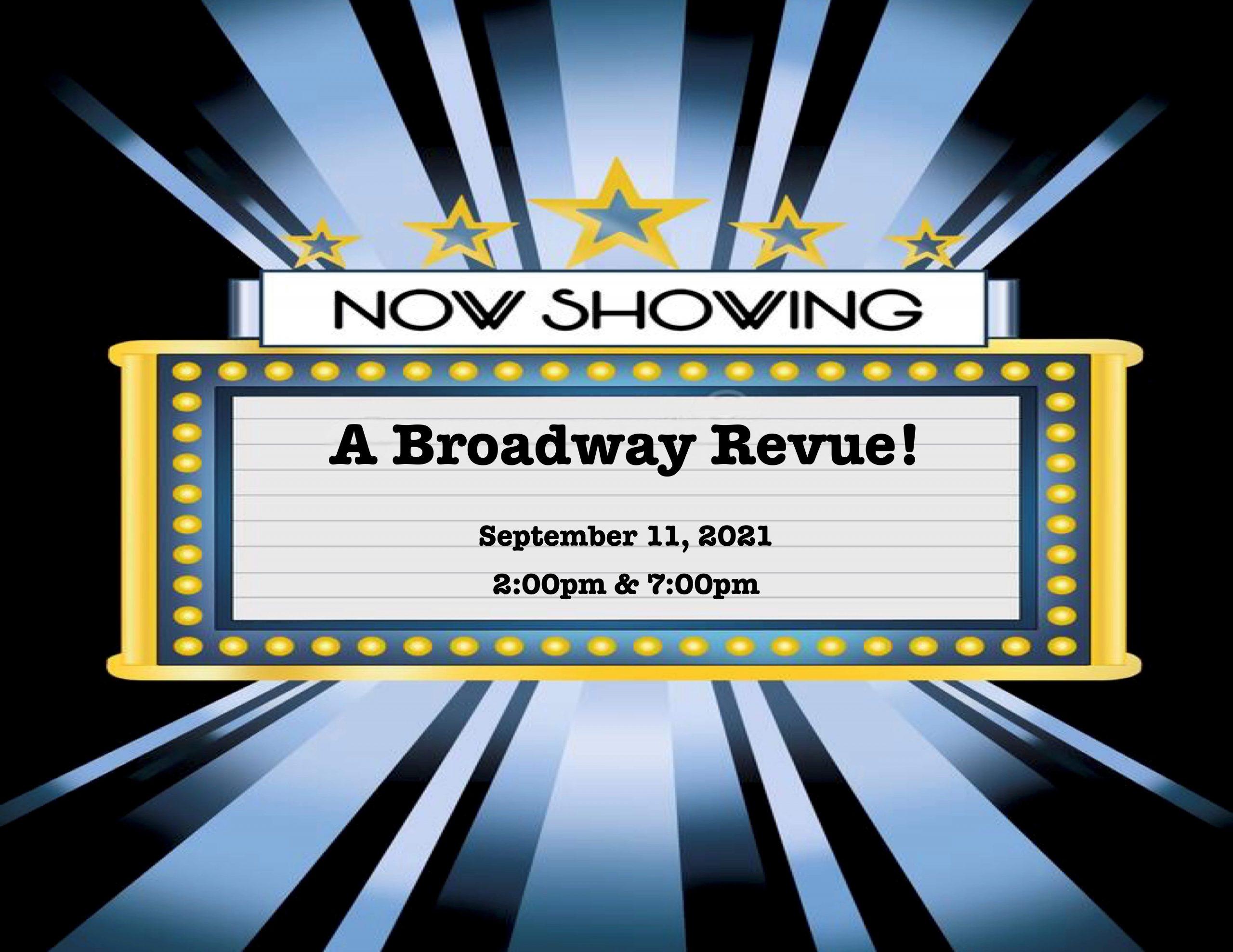 Broadway Revue Full Size