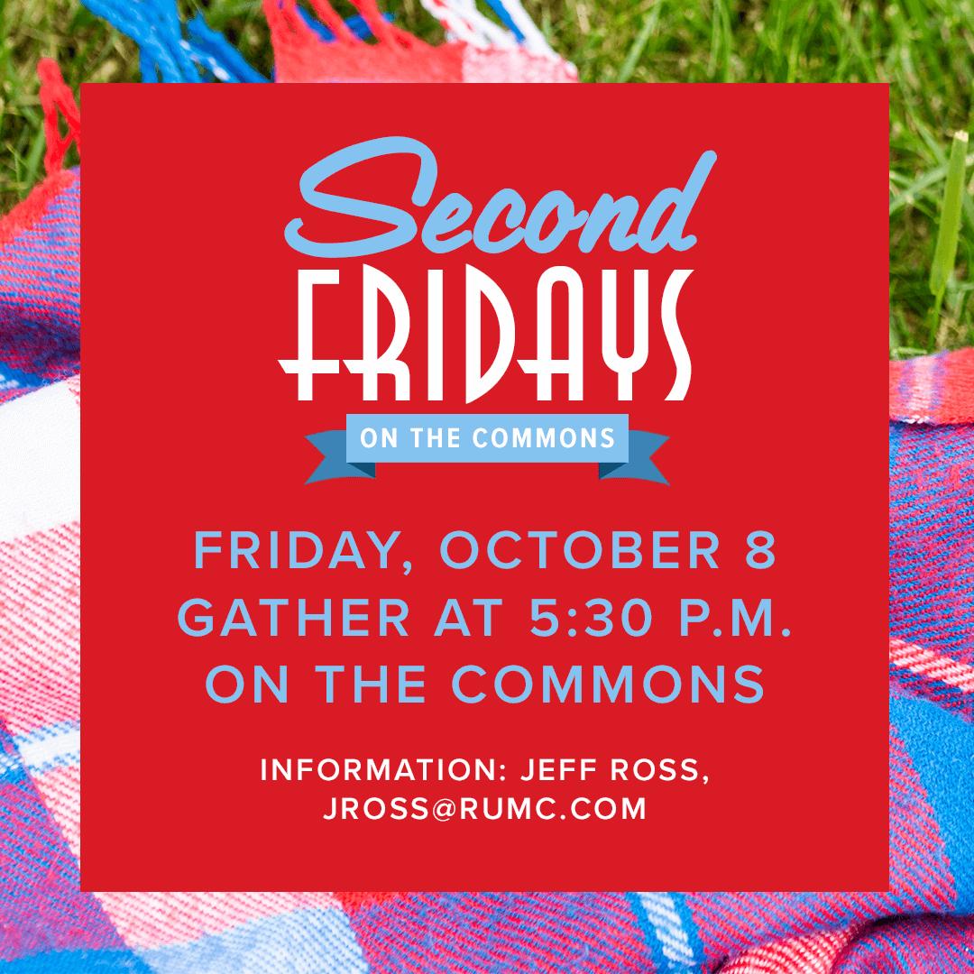 Second Fridays October 8